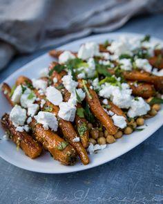 marokkolainen porkkanasalaatti