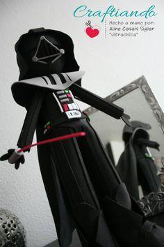 fofucho darth vader star wars gift