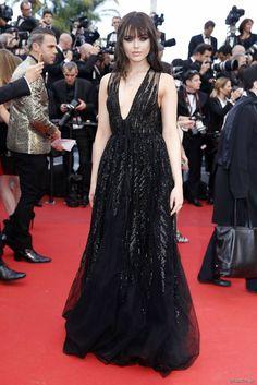 Kristina Bazan / Cannes Film Festival 2016