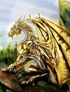 Another Golden Dragon