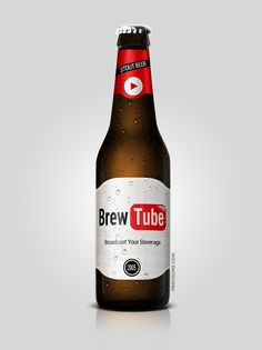 Beertualising (Concept) on Packaging of the World - Creative Package Design Gallery