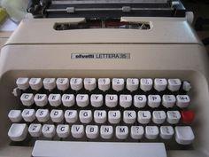 Typewriter #TuscanyAgriturismoGiratola