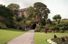 Nottingham Castle is probably best known for its association with Robin Hood, including his final showdown with the Sheriff of Nottingham. It still serves as home to a few resident ghosts.