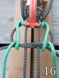 Paracord Bracelet Designs, Paracord Projects, Paracord Bracelets, Bracelet Tutorial, Paracord Weaves, Paracord Braids, Paracord Knots, Cortes Poodle, Swiss Paracord