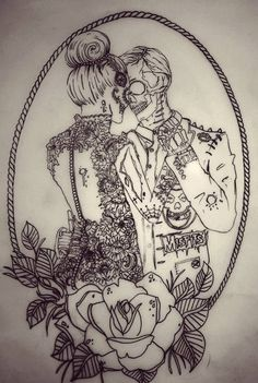 I want me and my man in sugar skull form  yes yes yes