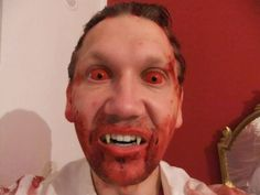 Blood and gore Halloween lenses are so real that for a minute they hold others spell-bounded & terrified. Unable to move, your victim will be paralyzed when he/she tries to look into your rotten inhuman eyes.