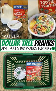 Easy April Fools Pranks, April Fools Pranks For Adults, Funny Pranks For Kids, April Fools Day Jokes, Best April Fools, Good Pranks, Kids Pranks, Awesome Pranks, Pranks Ideas