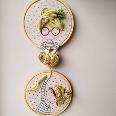 crewel embroidery kits for beginners Embroidery Hoop Crafts, Crewel Embroidery Kits, Creative Embroidery, Hand Embroidery Patterns, Ribbon Embroidery, Embroidery Needles, Embroidery Supplies, Sewing Art, Sewing Crafts