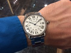 Cartier Ronde Solo XL automatic (W6701011)