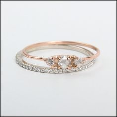 Image result for dainty wedding bands