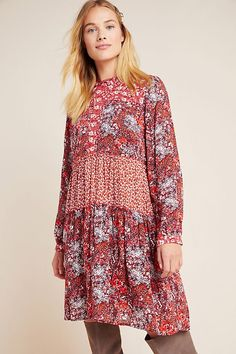 Esther Tiered Tunic