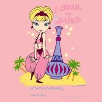 #idreamofjeannie #popfunk This design is available as a Tshirt here: http://www.popfunk.com/mens-tees/i-dream-of-jeannie/i-dream-of-jeannie-island-dance.html