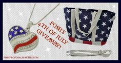 Free Giveaway: POSH'S 4TH OF JULY GIVEAWAY!   Enter Here: http://www.giveawaytab.com/mob.php?pageid=507486822644239