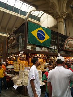 Municipal Mercado, Sao Paulo, Brazil