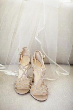 Ambient Event Design. Bridal Shoes, Wedding, Badgley Mischka, Vera Wang ... c8c20d52b716
