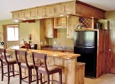 Custom Cabinets - Lakeside Cabinets and Woodworking Custom Home Bars, Bars For Home, Oak Grove, Cabinet Makers, Custom Cabinets, Man Cave, Custom Design, Woodworking, Furniture