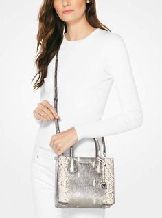 b78b10829dd9 29 Great Michael Kors images | Baby cows, Beige tote bags, Calf leather