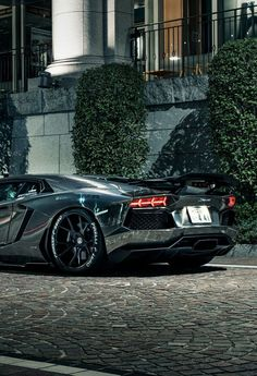 Supremely Refined Lamborghini Aventador. Win a supercar experience of a lifetime by clicking on this badass Lambo.