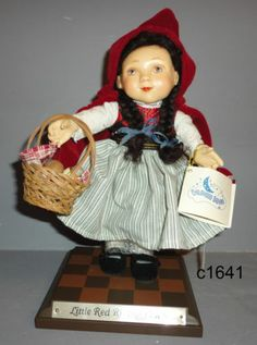 Richard Simmons Childhood Dreams Doll Little Red Riding Hood | eBay