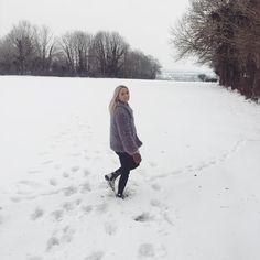 Snowy walks