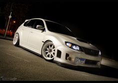 I also enjoy going to car shows! My favorite car is a Subaru Impreza WRX STI. -AV