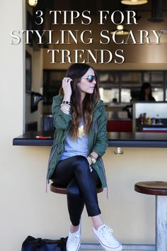 3 Tips for Styling a Trend That Scares You