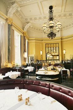 The Gilbert Scott at St Pancras Renaissance Hotel | London