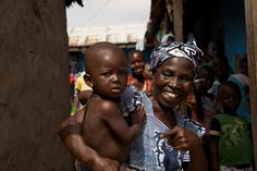 1/11: Ashanti is Ghana's most populous region, home to almost 5 million people. Everyone in Ashanti, like the rest of Ghana, is at risk from malaria.