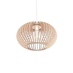 When searching for a lamp for your home, the number of choices are almost limitless. Get the most suitable living room lamp, bed room lamp, desk lamp or any other style for your particular room. Diy Pendant Light, Pendant Light Fixtures, Pendant Lamp, Pendant Lighting, Wooden Lampshade, Wood Lamps, Lampshades, Lampshade Ideas, Ceiling Decor