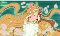 Winx Club, Fairy Oak, Flora Winx, Season 8, Creative Art, Disney Characters, Fictional Characters, Witch, Pokemon