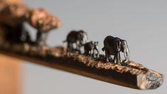 Elefant by Cindy Chinn