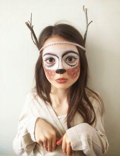 KoloDIY Child: Рисунки на лице для детей как альтернатива костюмам