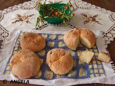 SMAKOŁYKI ANGELI, ANGELA'S DELICACIES, LE PRELIBATEZZE DI ANGELA: Bread