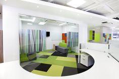 Publicaciones Semana #largeoffice #commercialspaces #commercialinteriors #design…