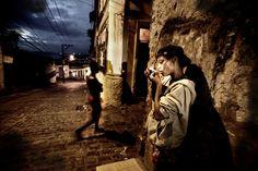 Paco and Drugs - Works - Valerio Bispuri - Photoreporter