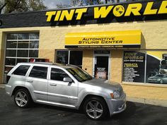 Ultimate Window Tint Package    http://www.tintworld.com/services/automotive-services/window-tinting/    Tint World can outfit your vehicle with different grades of window film. Come into Tint World today and check out all the window tint film options.