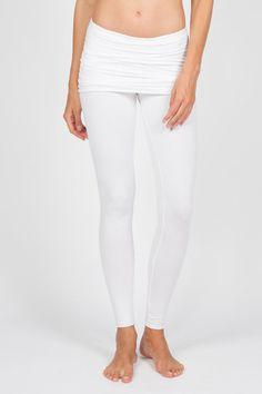 Omgirl Nomad Legging White
