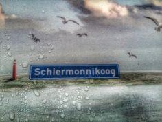 Schiermonnikoog in Schiermonnikoog, Fryslân