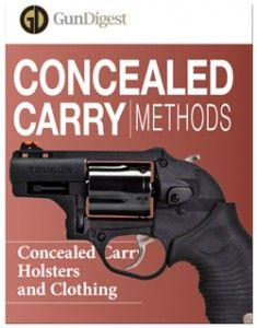 Don't start carrying a concealed weapon until you've read this FREE download!