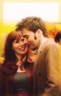 Image result for david tennant 10th doctor and donna