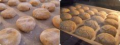 Modelare fursecuri ghoriba si coacere in cuptor Deserts, Bread, Food, Desserts, Eten, Postres, Dessert, Bakeries, Meals