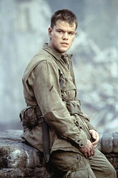 Saving Private Ryan: Matt Damon / Actors, Movies