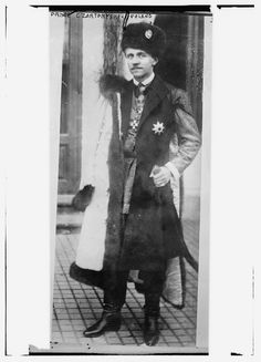 Prince Czartoryski, Poland | Library of Congress