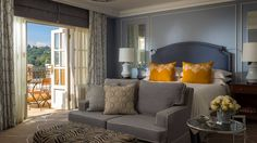 Four Seasons Hotel The Westcliff, Johannesburg offers 117 luxurious guest rooms and suites featuring cool, contemporary décor inspired by modern Africa.