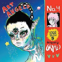 Grimes - Art Angels - (CD)sparen25.com , sparen25.de , sparen25.info