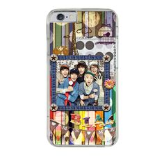 B1A4 Kpop Phone Case for iPhone, iPod, Samsung, Sony, LG and HTC