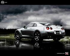 Nissan GT-R. Different!
