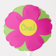 Shop Daisy Flowers Cute Colorful Birthday Party Balloon created by SuperHappyFunTimes. Gold Birthday Party, Summer Birthday, Birthday Balloons, First Birthday Parties, Swim Party Invitations, Retirement Party Invitations, Pink Invitations, Photo Balloons, Balloon Shapes