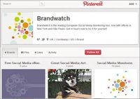 Pinterest For Business To Business: Interview With Joel Windels of Brandwatch