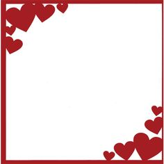 Custom Companion Hearts 12 x 12 Overlay Laser Die Cut (40 HRK) ❤ liked on Polyvore featuring frames, valentine, backgrounds, filler and overlay